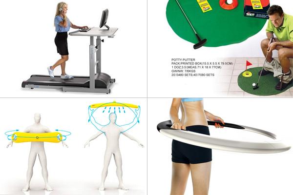 Обзор оригинальных устройств, приносящих спорт в повседневную жизнь человека