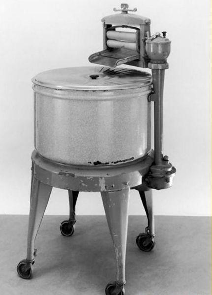 стиральная машинка 20 века