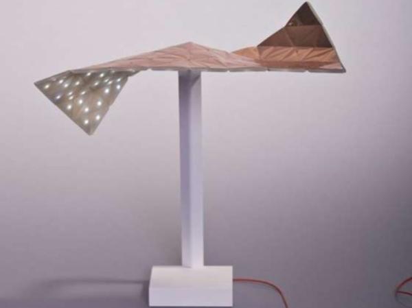 Концептуальная лампа с эффектом звездного неба от Omri Barzeev