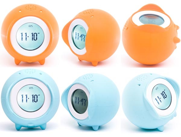 Tocky alarm clock – креативный будильник, сбегающий от владельца