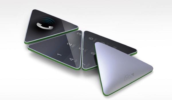 Evolution of Mobile project - концепт телефона будущего от корейских дизайнеров