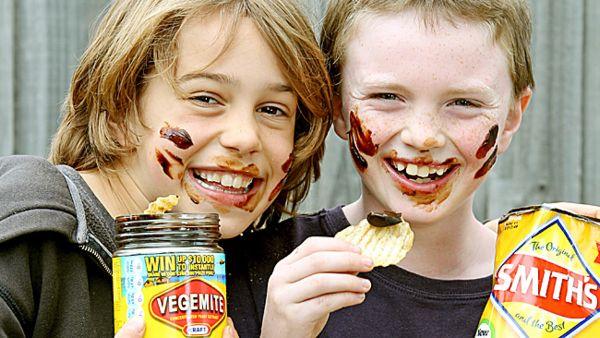 Шоколадная паста Vegemite
