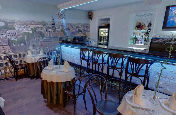 Ресторан «В Темноте?!», где каждый посетитель может почувствовать себя незрячим