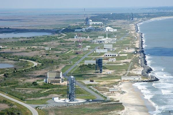 Wallops - самый маленький космодром на планете