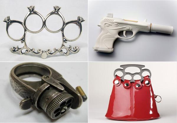 Обзор самого оригинального и эффективного женского оружия
