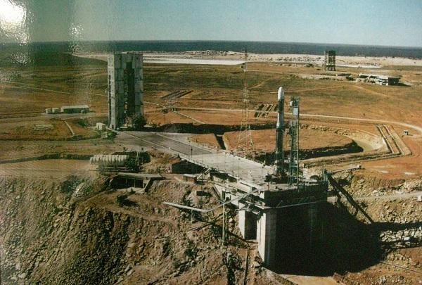 'Несчастливый' австралийский космодром Woomera