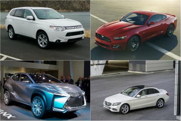 Обзор самых ожидаемых серийных автомобилей 2014 года