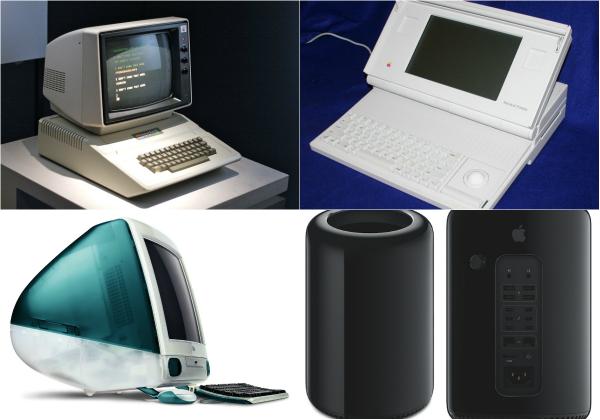 Обзор легендарных компьютеров Apple