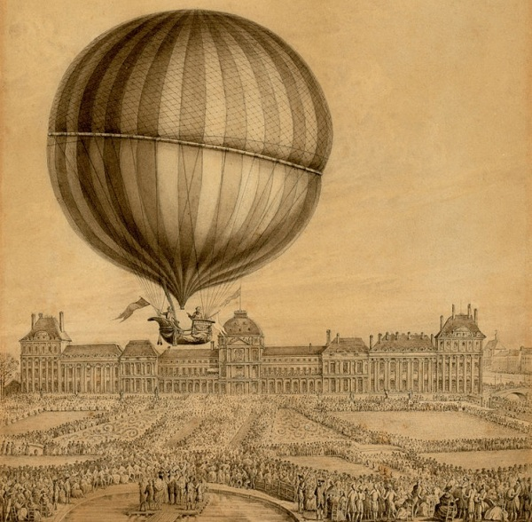 Воздушный шар Жака Шарля