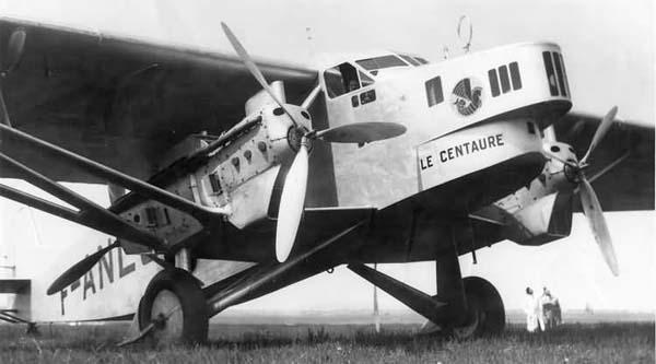 Французский Farman F.220