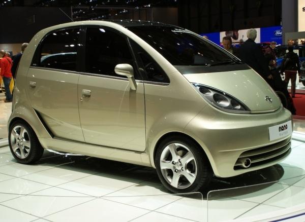 Tata Nano - 85 тысяч рублей