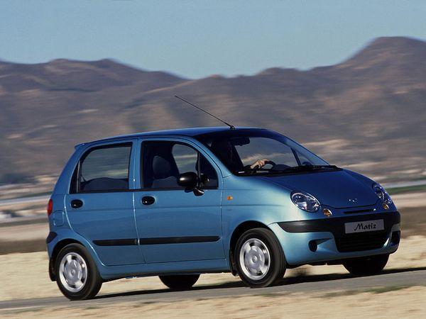 Daewoo Matiz - 230 тысяч рублей