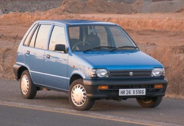 Suzuki Maruti 800 - 165 тысяч рублей
