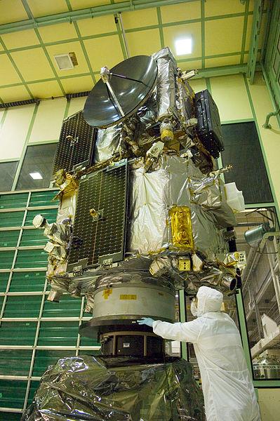 Один из космических аппаратов проекта STEREO