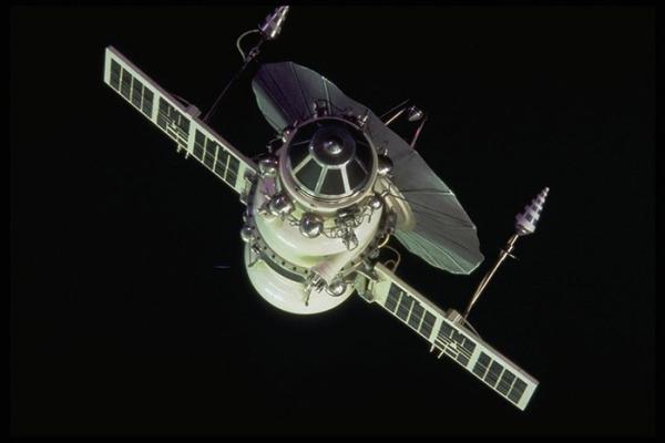 Межпланетная станция Вега