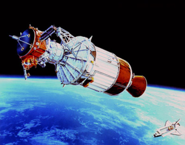 Космический аппарат Ulysses