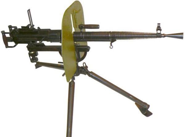Станковый пулемет Дягтерева