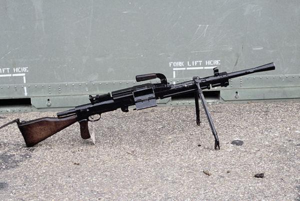 Ручной пулемет РП-46