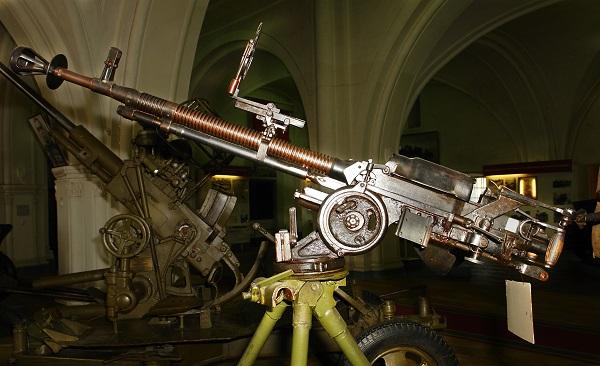 Станковый пулемет ДШК