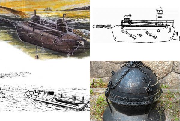 Изобретения российского военного инженера Карла Шильдера
