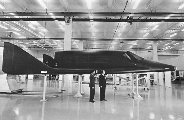 Макет Boeing X-20 Dyna-Soar