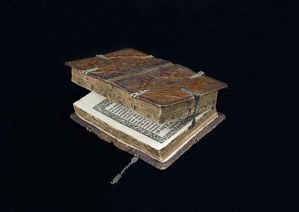 Древний молитвенник