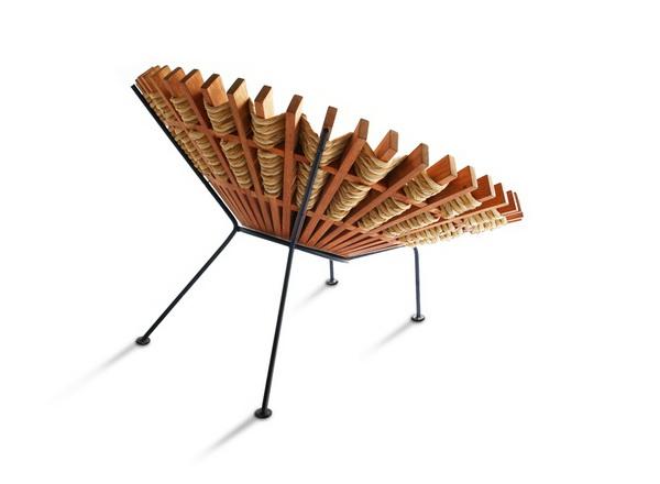 Оригинальное кресло от Arquiteknia