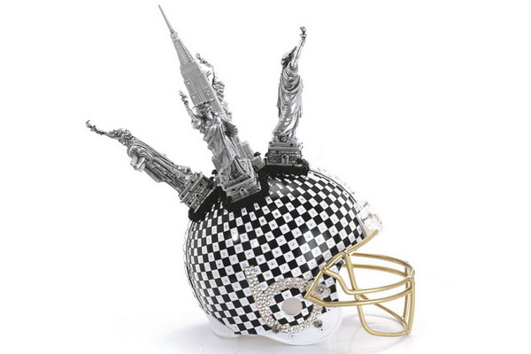 Шлем для Super Bowl XLVIII