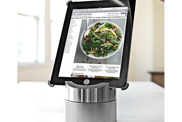 Кухонная стойка с технологией Bluetooth