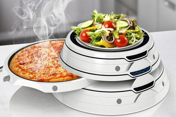 Tower Food Warmer