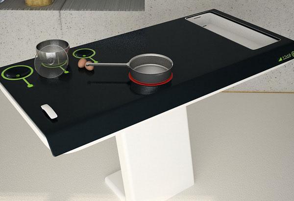 Плита будущего  от Electrolux