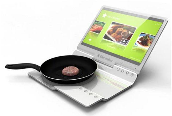 Мобильная кухня от Electrolux