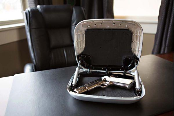 Портативный сейф Gun Box