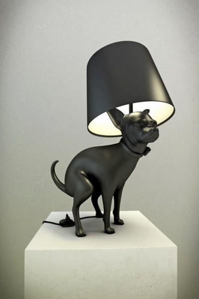 Настольная лампа Хороший щенок