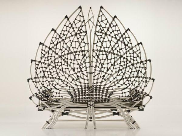 Скамейка-трон