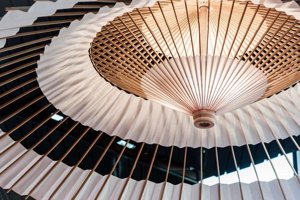Светильник Higasa Lamp в форме зонта