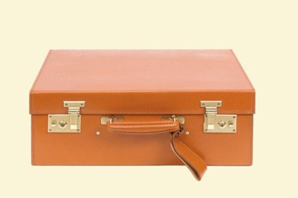 Набор дорожных чемоданов Windsor  от Swaine Adeney Brigg