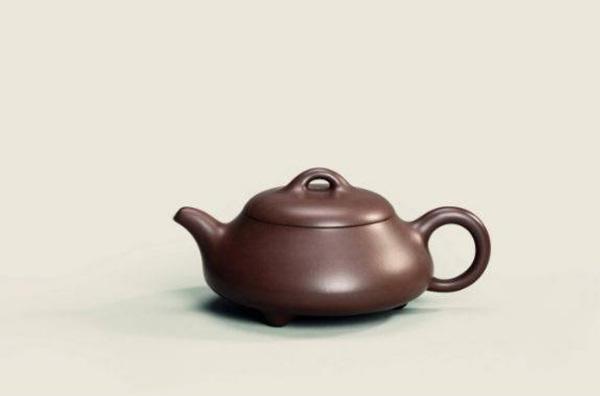 Исинский керамический чайник от Гу Цзин Чжоу