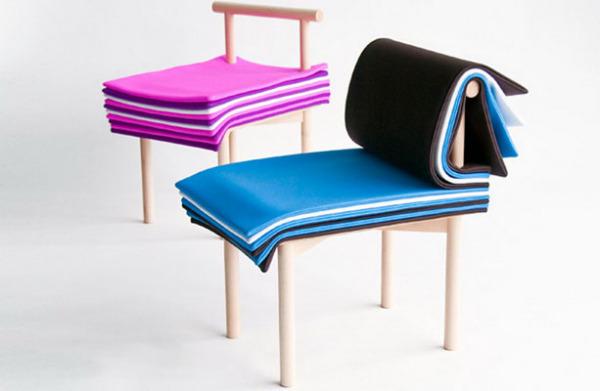 Красный, синий, голубой – выбирай себе любой стул