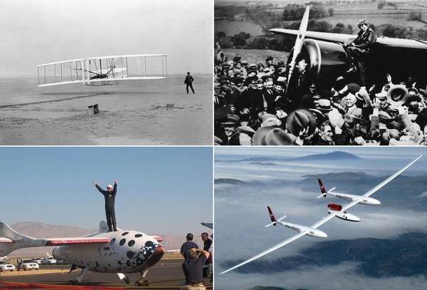 10 самых знаменитых воздушных рекордов