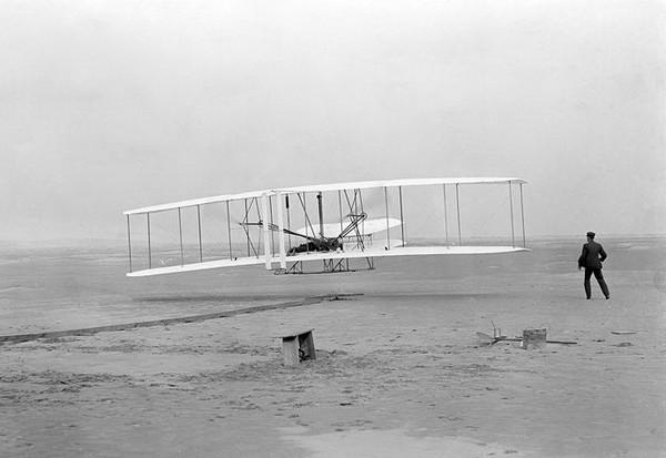 Первые полеты братьев Райт, первые рекорды