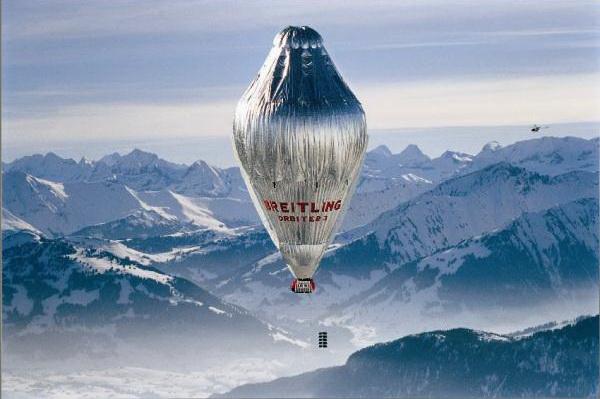 Первый кругосветный полет на воздушном шаре