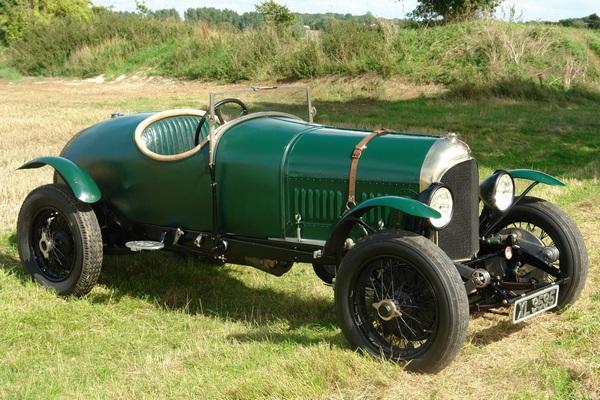 Bentley 3L. Модель 1922 года. Фото: bentley3l.com