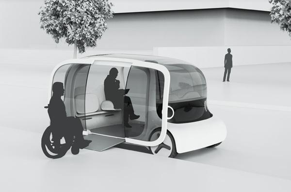 BOT оснащен пандусом для комфортной транспортировки инвалидов
