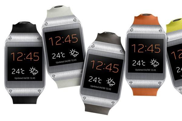 Samsung Galaxy Gear: самые «умные» в мире часы