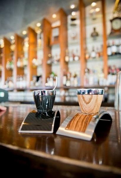 Оригинальный кофейный сервиз DEVIEHL из натуральной древесины