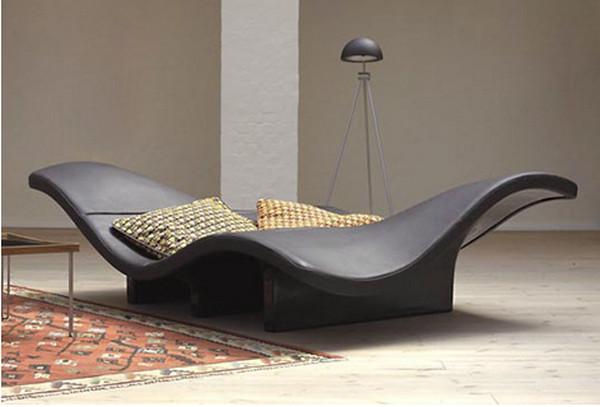 Волнистый диван