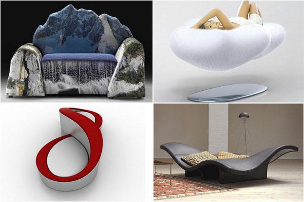 Отдыхаем стильно: диваны, от которых захватывает дух
