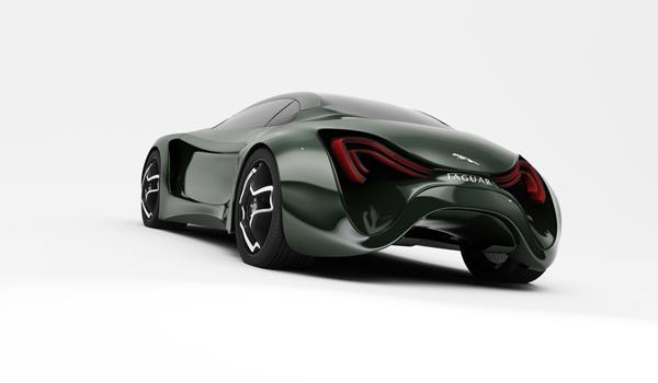 Концепт Jaguar XKX
