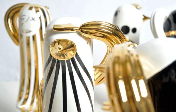 Коллекция из керамики от дизайнера Jaime Hayon